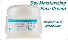 REGAL MOISTURIZING Day Cream Anti-Wrinkles Q10 Normal to Mixed Skin 50 ml