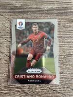 2016 Panini Prizm UEFA Euro Soccer #97 Cristiano Ronaldo Portugal 🔥invest!