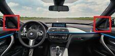 BMW 3 SERIES G20 G21 NEW GENUINE HARMAN/KARDON TWEETER COVERS WITHOUT TWEETERS