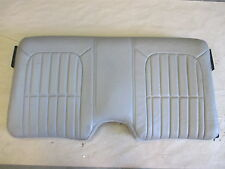 97 Camaro Z28 30th Anniversary Tan Leather Rear Upper Seat Back 0407-77