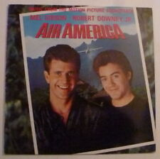 "Robert Downey Jr Signed Air America 12"" Vinyl Album Cover AFTAL"