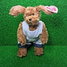 Ty Attic Treasures Brewster The Dog Rare Retired 1993 Jointed Plush Toy MWMT