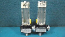 LOT OF 2 Ohio Medical Products Airco Air Flowmeters