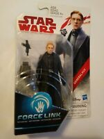 Star Wars: The Last Jedi General Hux Force Link Figure 3.75 Inches New Sealed