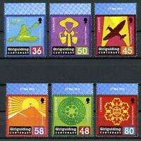 Guernsey MiNr. 1300-05 postfrisch MNH Pfadfinderinnen (RS1538