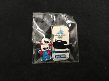 2006 TORINO OLYMPIC PIN BADGE PANASONIC PINS