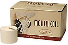 Mouth Coil (12 coils) 50 Ft each By Bazar de Magia from Murphy's Magic