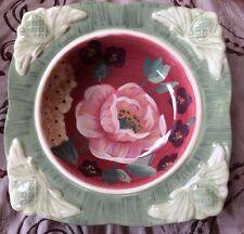 Pamela Gladding 'Floral Tapestry' Certified International Bowls