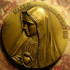 Portugal Our Lady of Fatima Sun Miracle Medal by Coelho