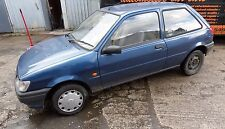 FORD FIESTA MK3 MK3.5 BREAKING SPARES 1.1 HCS 3 DOOR JAVA BLUE XR2I RS TURBO SI