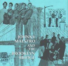 Johnny Maestro - Best of Crests & Brooklyn Bridge [New CD]