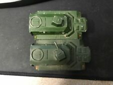 lot of 2 Dinky Toys #676 Military Armoured Personnel Carrier