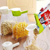 Bag Clip For Easier Food Pouring Kitchen Gadget Clip Keeping Fresh