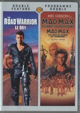 The Road Warrior/Mad Max: Beyond Thunderdome (DVD, 2007, Canadian, Fullscreen)