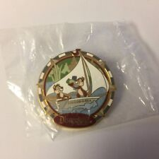 DLR Disney Day Campin' 2008 Registration Gift Pin Chip 'n' Dale Disney Pin 62887