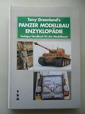 Panzermodellbau Enzyklopädie Farbiges Handbuch für Modellbauer 1997 Panzer