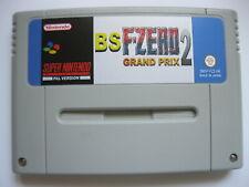BS F-Zero 2: Grand Prix for Super Nintendo SNES PAL English