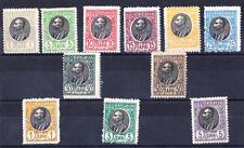 SERBIA N°:82 à 92- NEWS year 1905 Karageorgevich - CV