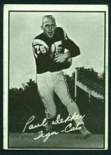 1961 TOPPS OPC CFL FOOTBALL 45 PAUL DEKKER EX-NM HAMILTON TIGER CATS CARD