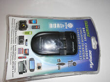 Digipower TC-3000 Universal Car / Wall   Charger Camera / camcorder battery