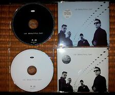 U2 - BEAUTIFUL DAY - LIMITED EDITION 2 CD SINGLE (PART 1&2) 4 NEW TRACKS
