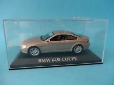 BMW 645 i COUPE E64 - 1/43 NEW / NUEVO - IXO / ALTAYA DREAM CARS