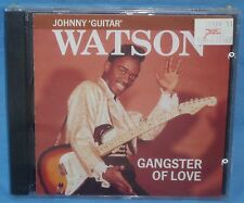Best of Johnny 'Guitar' Johnson: Gangster of Love [New CD]