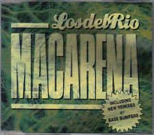 Los del rio-Macarena cd maxi single