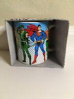 DC Comics Justice League Of America 12 Oz Mug