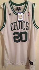 Ray Allen Boston Celtics Auth Sewn Men XXL 2XL Vtg Sewn Hwc #20 Jesus Pierce