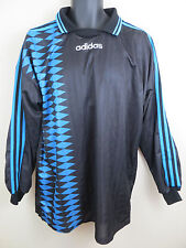 Adidas Retro Goalkeeper GK #1 Football Keeper Shirt 1990s 90s Trikot Men L Large