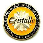 Spilla Cristallo Scuola Estiva Di Sci Hotel Passo Stelvio (E. Granero Pieve T