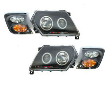 *ANGEL EYES* PROJECTOR HEAD LIGHT LAMP (LED) for NISSAN PATROL GU Y61 2097-2004