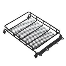 Waterproof Black Metal Cargo Carrier Roof Rack Basket Luggage Holder for HSP