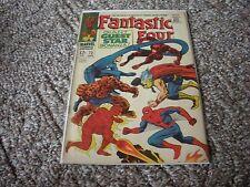 Fantastic Four #73 (1961 1st Series) Marvel Comics VG/FN