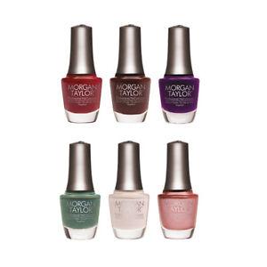 Harmony Morgan Taylor Lacquer - Color Nail Polish 0.5oz  Buy 4 Get 1 Free!