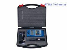 Lcd Wt10a Gaussmeter Surface Magnetic Field Tesla Tester Tesla Meter Measure