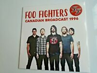 FOO FIGHTERS Canadian Broadcast 1996 vinyl LP 2018 new mint sealed