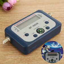 Digital Displaying Satellite Finder SF-95DR Meter TV Signal Finder Sat Decoder