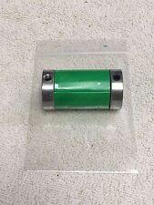 J/B Industries Vacuum Pump Flexible Coupler # PR-6-Green, Drive Coupling Vacuum