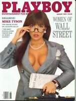 Playboy magazine-August 1989-Gianna Amore centerfold