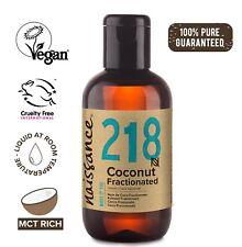 Naissance Huile de Coco Fractionnée - 100ml - 100% pure, naturelle et inodore
