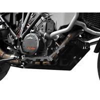 KTM 1290 / 1190 / 1050 Adventure BJ 2013-19 Motorschutz  Bugspoiler Schwarz