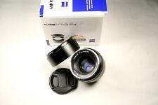 Carl Zeiss Planar 50mm f/1.4 ZE Lens Canon EF in Box
