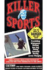 KILLER SPORTS (VHS,NTSC) U.S IMPORT BRAND NEW UNUSED