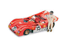 Ferrari 312 PB 1000km Monza 1971 + 2 Piloti #15 1:43 2003 R259CH BRUMM