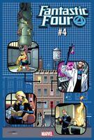 Fantastic Four #4 1:4 Yancy Street Variant