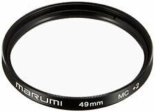 MARUMI Camera Filter Close-up Lens MC + 2 49mm For Close-up Shooting NEW
