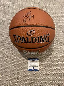 BECKETT COA! BRANDON INGRAM Signed Autographed PELICANS Basketball DUKE