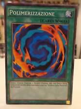 GCC Konami Game Gioco Carta Yu Gi Oh POLIMERIZZAZIO YGLD 1° Edizione - ITA - IT